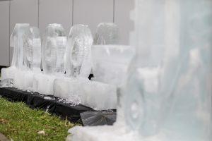 Eisobjekte von Christian Staber, Bayern